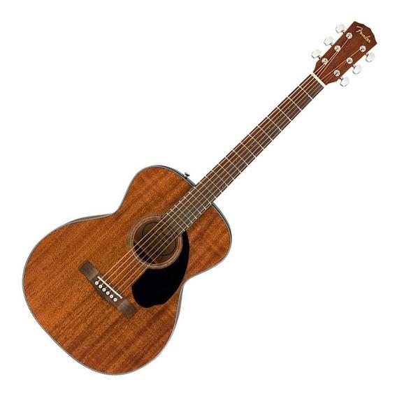 Violão Fender Concert Cc-60s Pack 422 All Mahogany