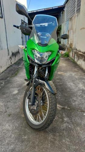 Kawasaki Versys-x 300 2018 Verde Abs