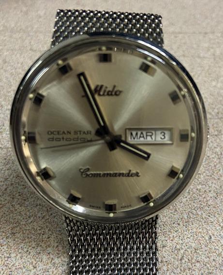 Reloj Mido Original 9823377 Ocean Star