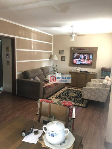 Imagem 1 de 11 de Casa Com 3 Dormitórios À Venda, 128 M² Por R$ 420.000,00 - Bosque Dos Eucaliptos - São José Dos Campos/sp - Ca2811