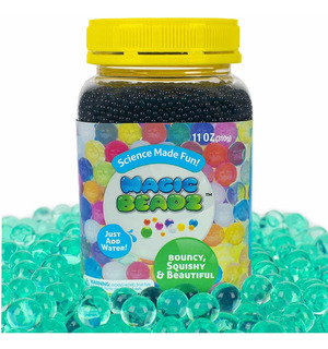 - Bolas De Agua De Gel Verde Turquesa - Perlas De Gelat...
