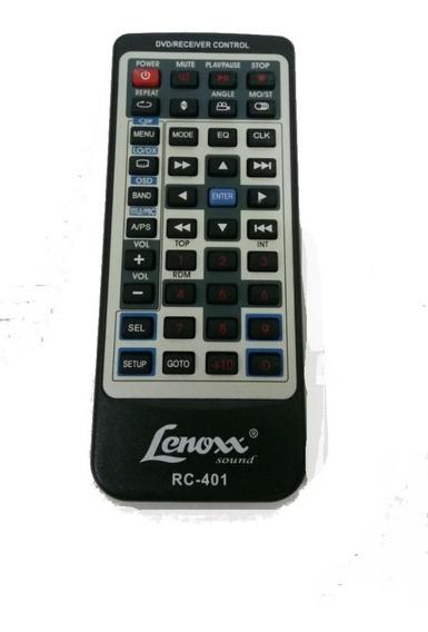 Controle Remoto Rc 401 Ad1832 1836 Lenoxx