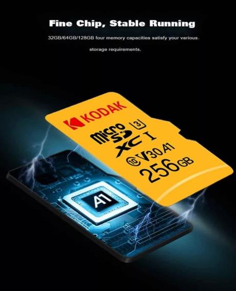 Cartão Micro Sd 64gb Kodak Classe 10 Ultra 3