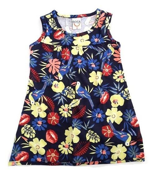 Vestido Feminino Infantil Criança Bebê- 014608 014617