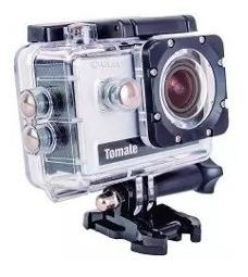 Camera Filmadora Esportes Full Hd 720p Tomate Mt-1081