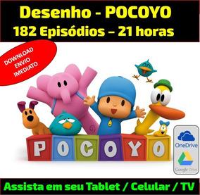 Download - Desenho - Pocoyo - 4 Temporadas - 182 Episódios