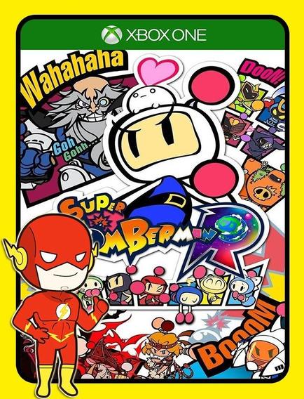 Super Bomberman R Xbox - 25 Dígitos (envio Flash)