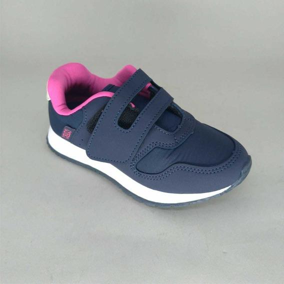 Tênis Infantil Klin Baby Walk Feminino 3310