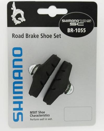 Patines De Freno P/bicicleta De Ruta Shimano Br1055