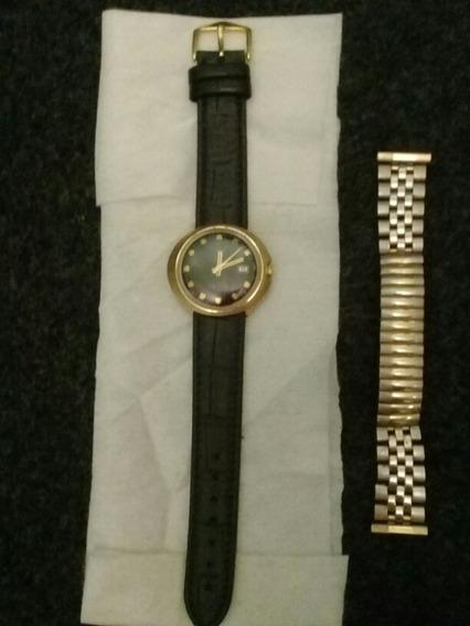 Relógio Timex Anos 70 - 21 Jewels / Único!!!
