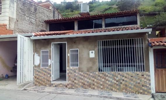 Casa Ubicada En La Grita