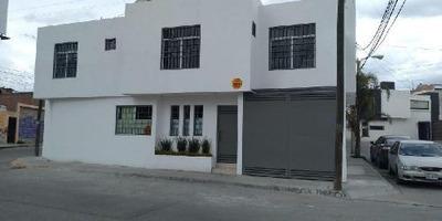 Casa Sola En Renta En Residencial Morales, San Luis Potosí, San Luis Potosí
