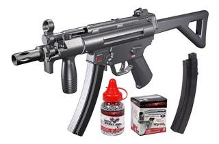 Pistola Metralleta Subametralladora Rifle Co2 Mp5 Municion