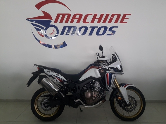 Honda Crf 1000 L Africa Twin 2017 C\ 3.600 Km Impecavel