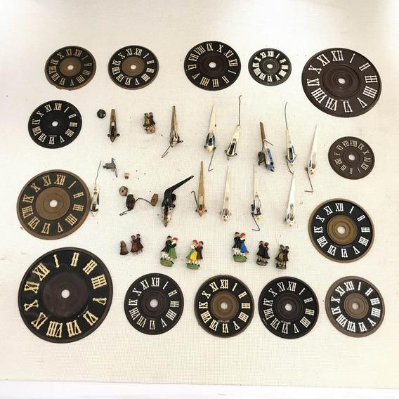 Pajaritos Caratulas Reloj Cucu Refacciones 100% Originales