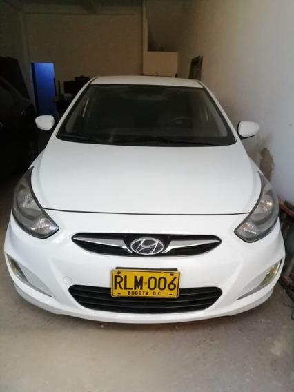 Hyundai I25 Mt Accent Gls 1400cc
