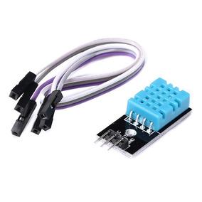 Modulo Sensor Dht11 Temperatura E Umidade Arduino Pic Rasp
