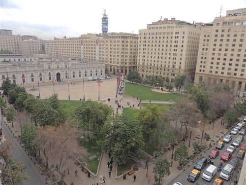Oficina En Venta De 6 Privados En Santiago