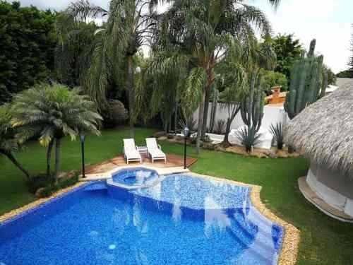 Fraccionamiento En Club De Golf Tabachines / Cuernavaca -