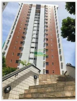Apartamento Top Com Piso Em Porcelanato - 3 Dormitórios À Venda, 87 M² Por R$ 390.000 - Casa Amarela - Recife/pe - Ap1293