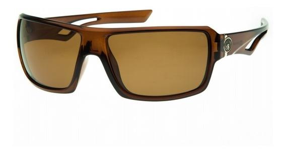 Óculos De Sol Polarizada Para Homens -uva / Uvb Fumê
