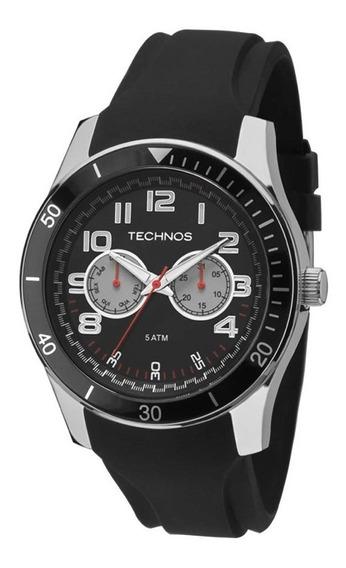 Relógio Technos Masculino Performance Racer 6p25bc/8p Nfe