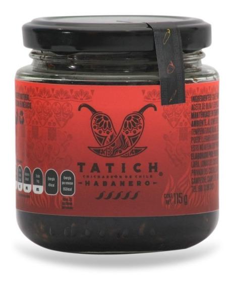 Tatich Chicharrón De Chile Habanero
