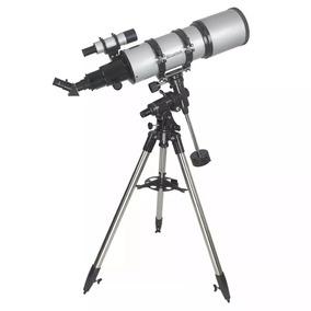 Telescópio Refrator Acromático 150mm Bluetek 750mm Eq4