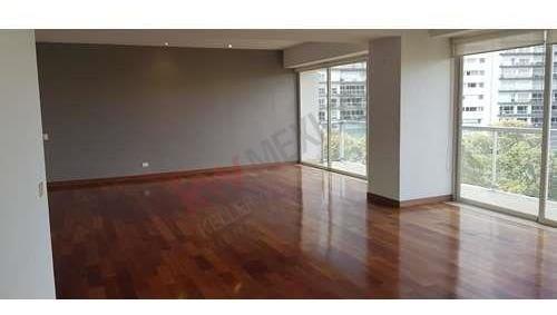 Se Renta Departamento En Cumbres De Santa Fe, Edificio Parque Reforma Con 313 M2