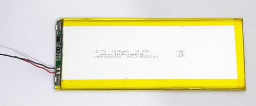Bateria Tablet Multilaser 4000 Mah 3,7v (6 X 15 Cm)