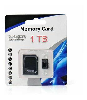 Memoria Micro Sd 1tb Clase 10 Adaptador Sd 1024gb