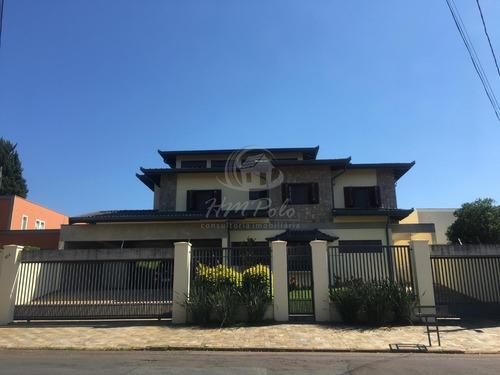 Casa Para Aluguel Em Parque Taquaral - Ca032386