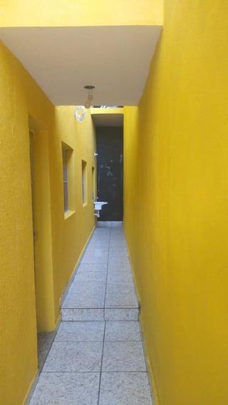 Casa- Cidade Dutra- 3 Comodos- 834loc - 834loc