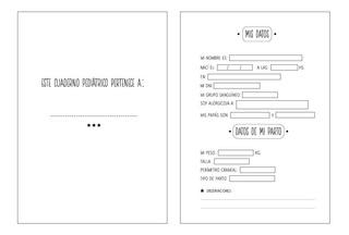 Cuaderno Pediátrico Imprimible Interior Pdf