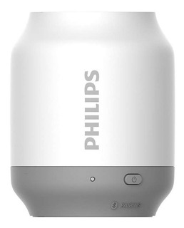 Parlante Portatil Bluetooth Philips Bt51w/00 Blanco