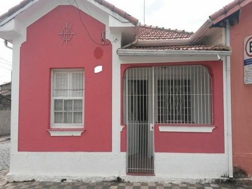 Casa Térrea No Centro De Jacareí-sp - Cl29 - 3421740
