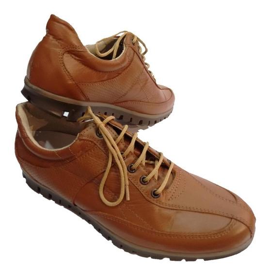 Zapatilla Urbana 100% Cuero Foot Notes 1281 Suela Sale