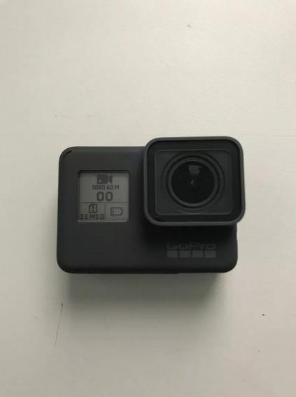 Gopro 5 Black Câmera Go Pro + 128gb + Caixa Estanque 45m