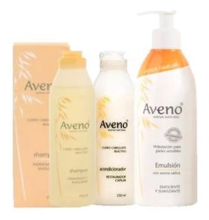 Aveno Hipoalergénico Shampoo Acondicionador Emulsión 400ml