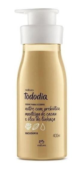 Natura Tododia - Hidratante Corporal - Macadâmia