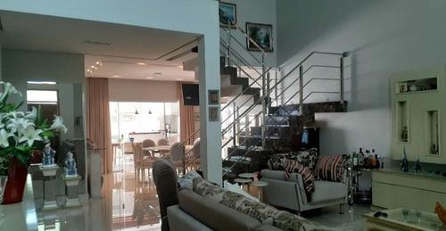 Imagem 1 de 20 de Sobrado Com 4 Dormitórios À Venda, 314 M² - Parque Dos Pássaros - São Bernardo Do Campo/sp - So20757