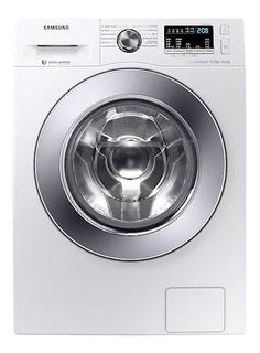 Lavadora e secadora de roupas automática Samsung WD4000 WD11M44530 branca 11kg 220V