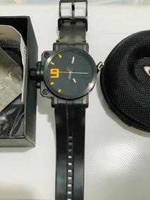Relógio Oakley Original, Modelo: Gearbox Titanium.