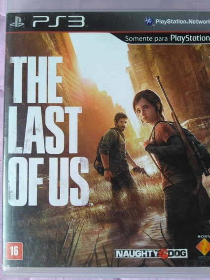 The Last Of Us Ps3 Original , A Pronta Entrega