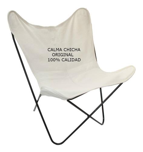 Tapizado De Lona Cruda Para Sillon Bkf Marca Calma Chicha®