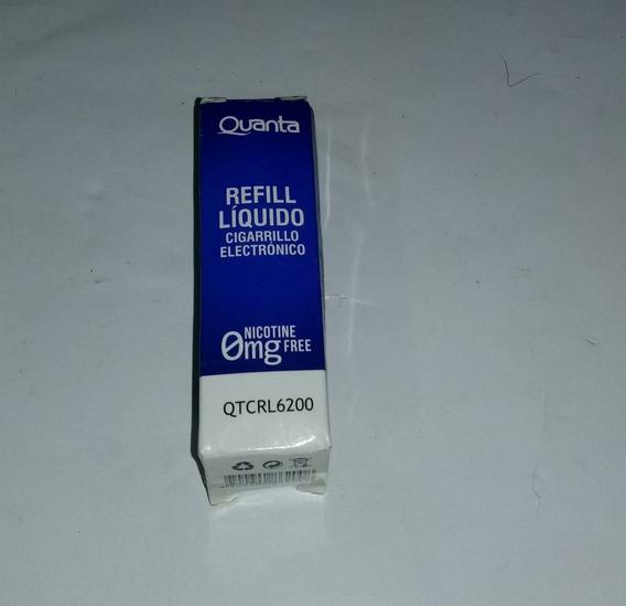 Refil Liquido Para Cigarro Quanta 6200 Uva