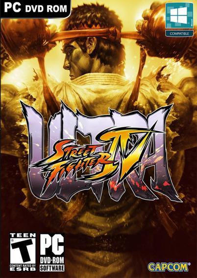 Street Fighter 4 Pc Original Promoção Frete Gratis!