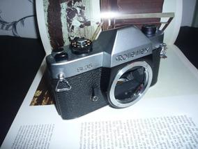 Câmera Rolleifrex Sl35 - Perfeito Funcionamento.