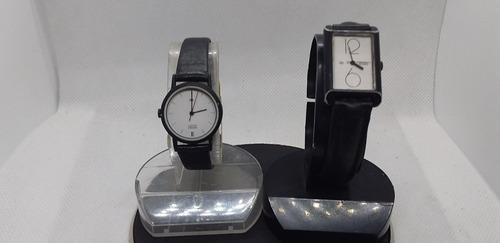Lote De 02 Relógios- Seiko