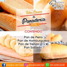 Talleres De Cocina: Pasteleria, Pan De Jamón, Panadería